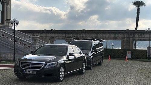 ciragan palace airport transfer