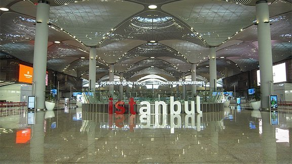 istanbul airport services