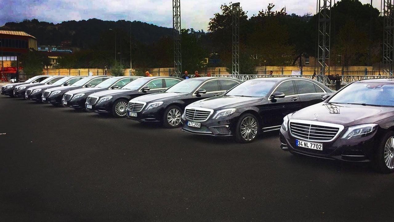 Mercedes S Class Transfer