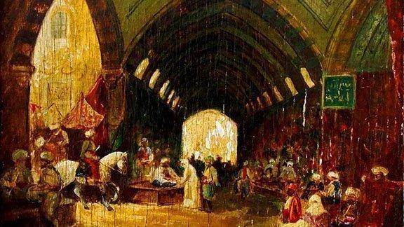 old grand bazaar
