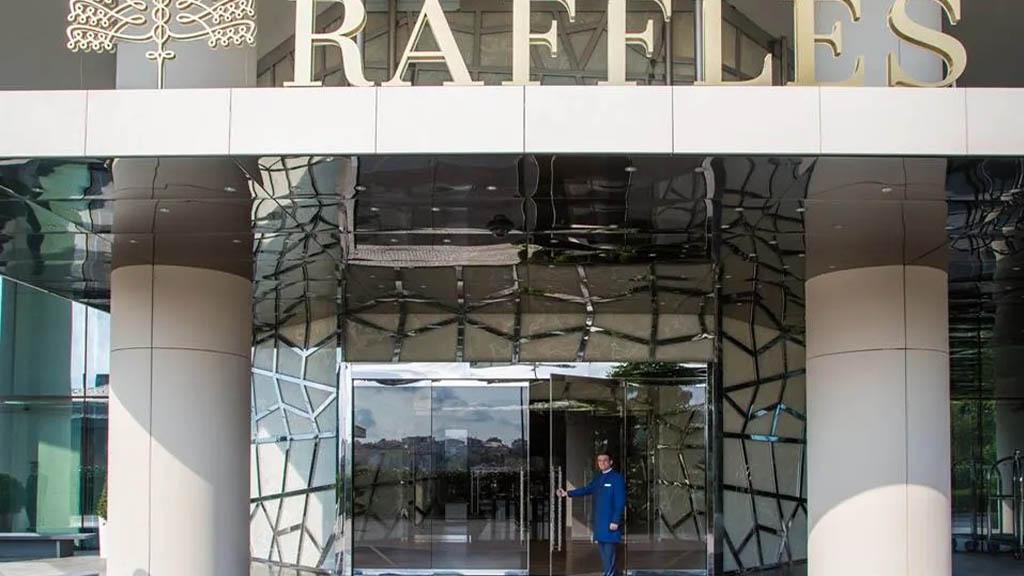 Ruffless Hotel
