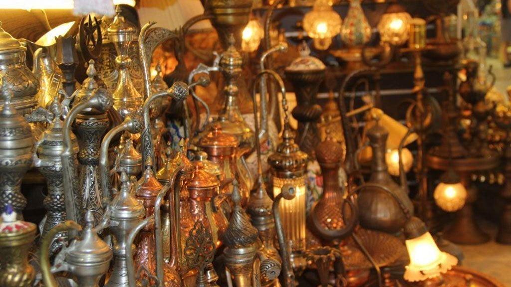 shopping old bazaar