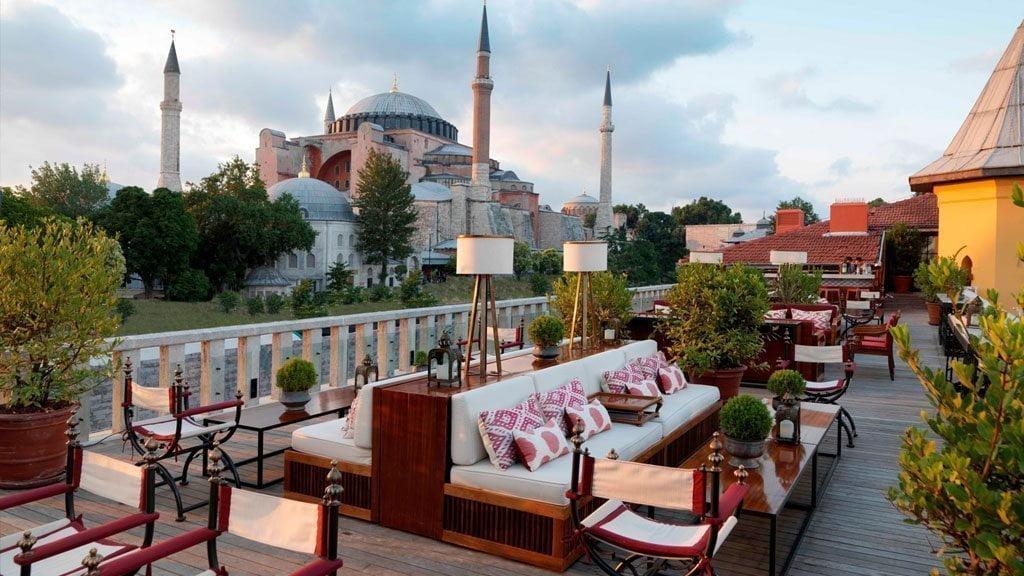 transfer to four seasons sultanahmet istanbul